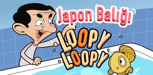 Mr Bean - Japon Balığı Loopy Loopy
