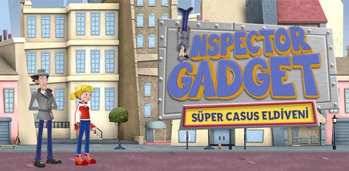 Müfettiş Gadget - Süper Casus Eldiveni