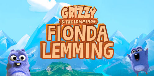 Grizzy e i Lemming - Fionda Lemming