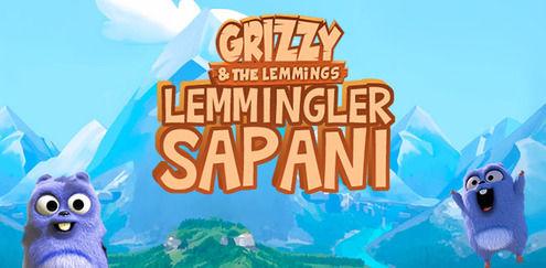 Grizzy ve Lemmingler - Lemmingler Sapanı