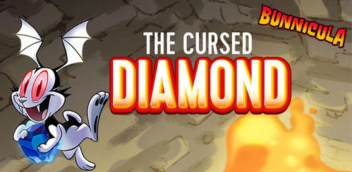 Spelletjes van Bunnicula - De vervloekte diamant