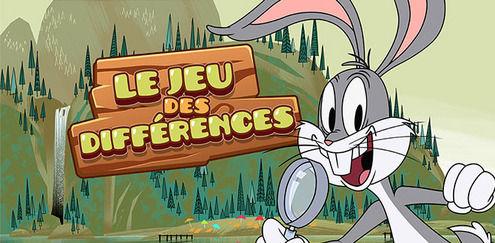Looney Tunes - Le jeu des différences