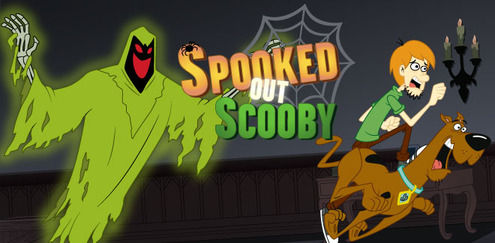 Scooby-Doo - Spooked Out