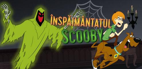 Scooby-Doo - Înspăimântatul Scooby