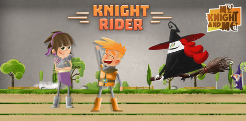 My Knight and Me - Knight Rider