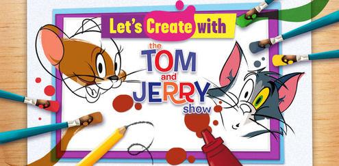 Lad os skabe noget med..... Tom og Jerry | Tom og Jerry spil | Boomerang