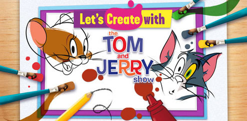 Let's Create with... Tom & Jerry