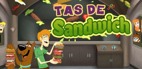 Scooby-Doo Tas de sandwich