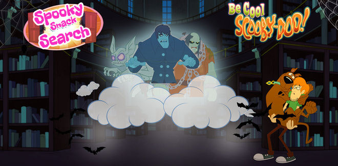 Be Cool Scooby-Doo - Spooky Snack Search