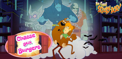Trop Cool Scooby-Doo ! - Chasse aux Burgers