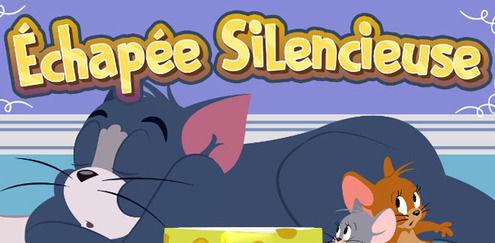 Tom et Jerry - Échapée silencieuse