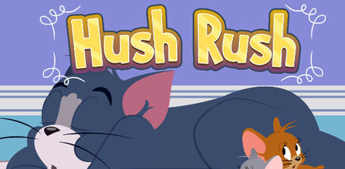 Tom e Jerry - Hush Rush
