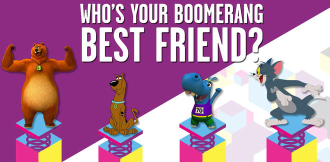 Boomerang Best Friend Quiz
