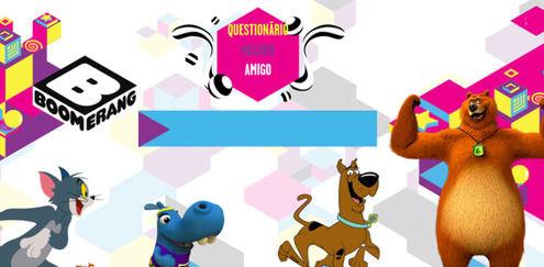 Questionário - Melhor Amigo Boomerang