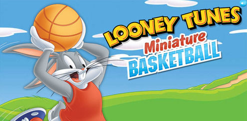 Looney Tunes - Miniature Basketball