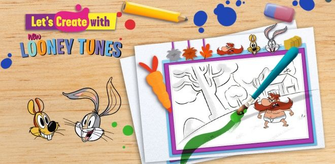 Let's Create with... Wabbit