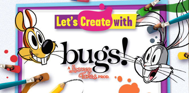 Let's Create with... Bugs!