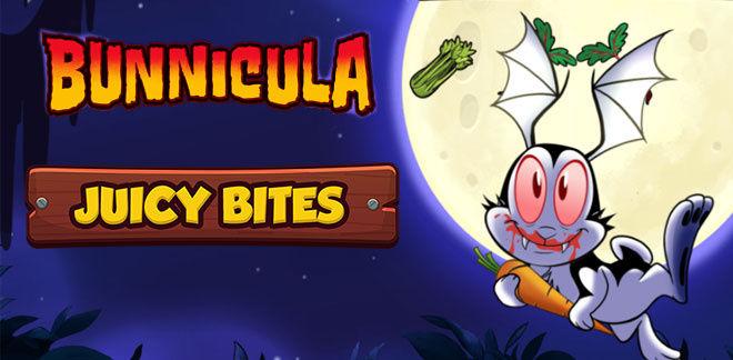 Juicy Bites - Nyuszipoly-játékok