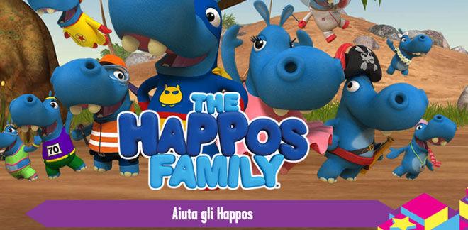 The Happos Family - Aiuta gli Happos