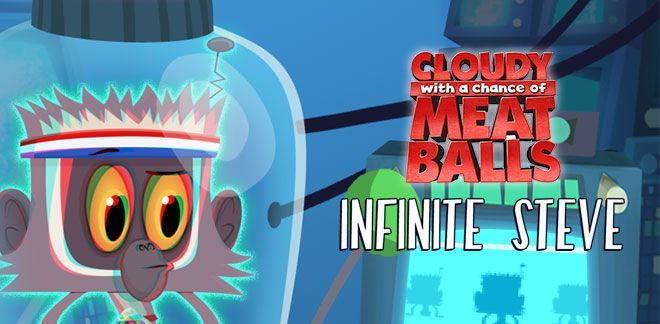 Cloudy with a Chance of Meatballs - Infinite Steve