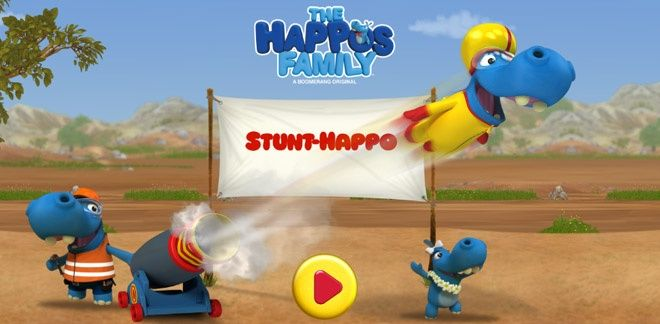 Stunt Happo - The Happos Family Games