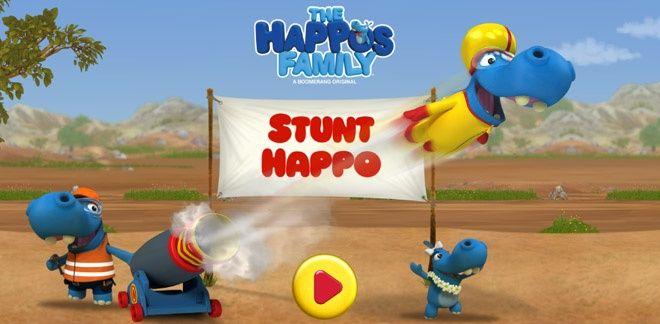 Stunt Happo - The Happos Family Games