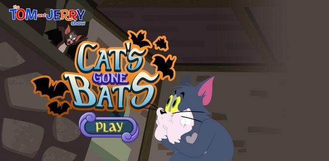 Cats Gone Bats