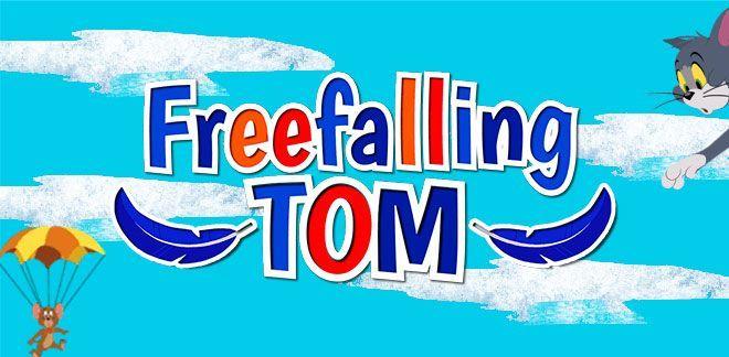 Szabadesés Tommal - Tom és Jerry-játékok