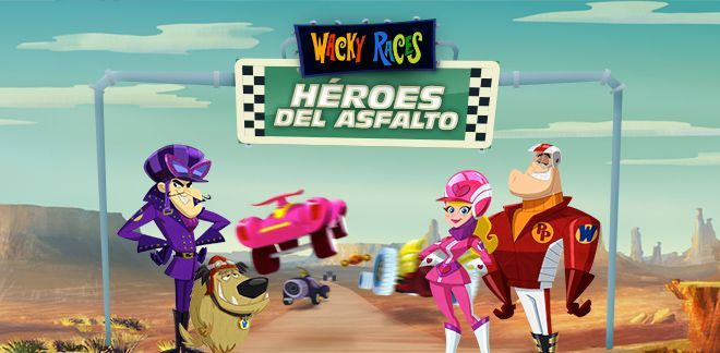 Héroes del Asfalto