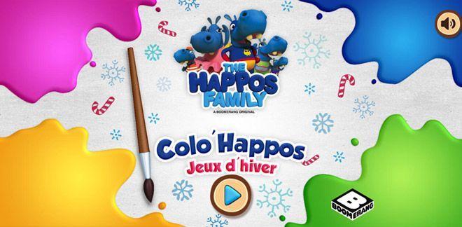 Colo'Happos - Jeux d'hiver