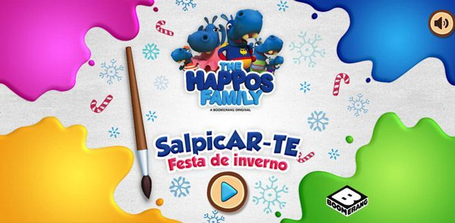 SalpicAR-TE - Festa de inverno