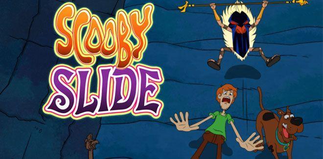 Scooby Slide - Csak lazán, Scooby-Doo!-játékok