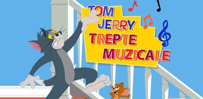 Tom şi Jerry - Trepte muzicale