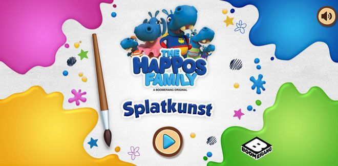 The Happos Family  - Splatkunst