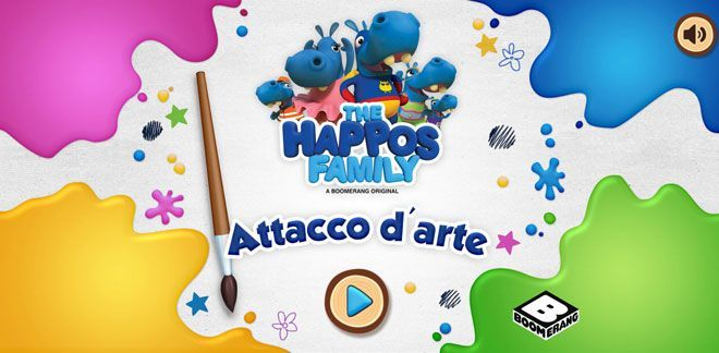 The Happos Family  - Attacco d'arte