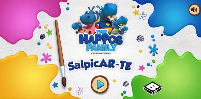 The Happos Family  - SalpicAR-TE