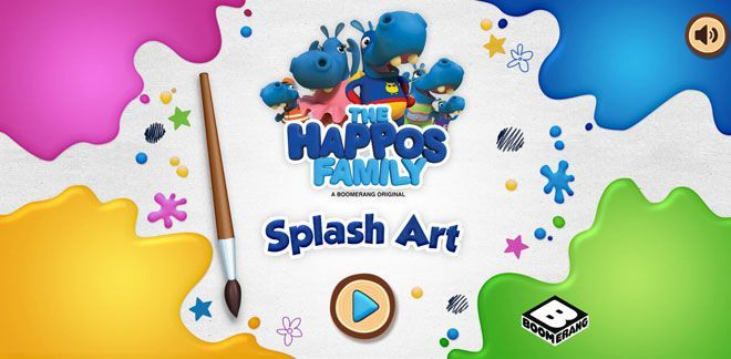 Familjen Happos  - Splash Art
