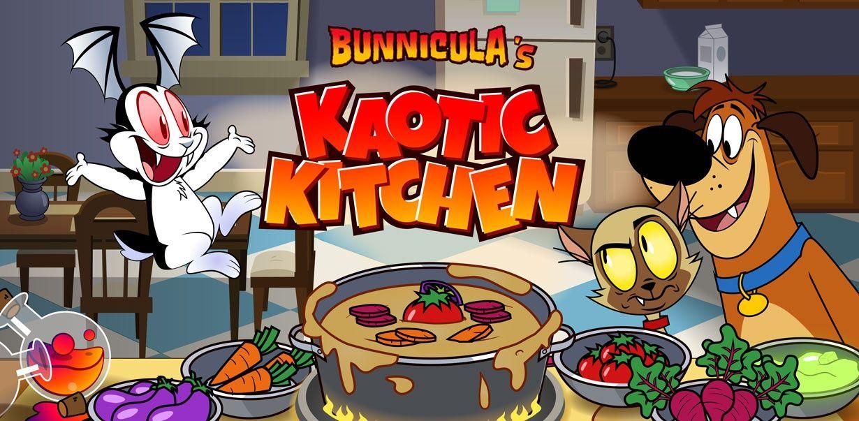 Kaotkic Kitchen - Bunnicula Games