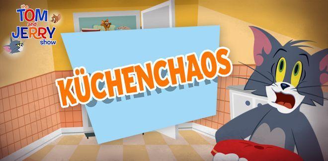 Küchenchaos - Tom und Jerry