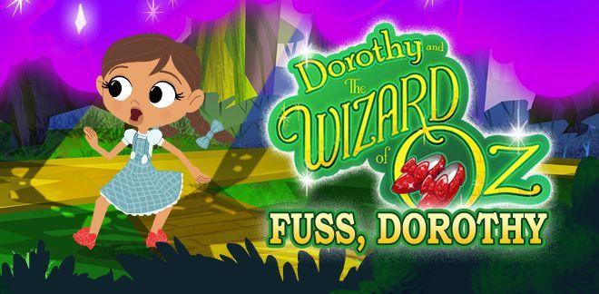 """Fuss, Dorothy - """"Dorothy Óz földjén"""" játékok"""