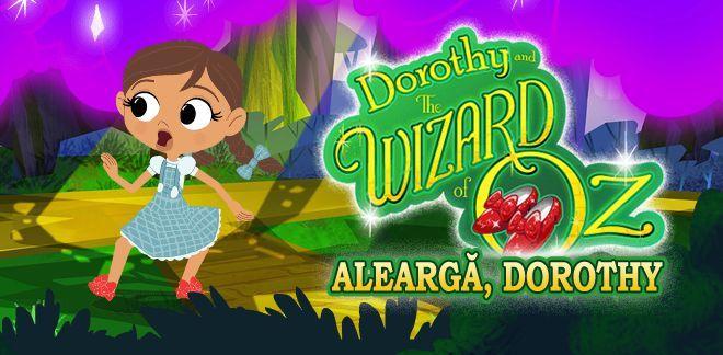 Aleargă, Dorothy - Jocuri cu Dorothy și Vrăjitorul din Oz