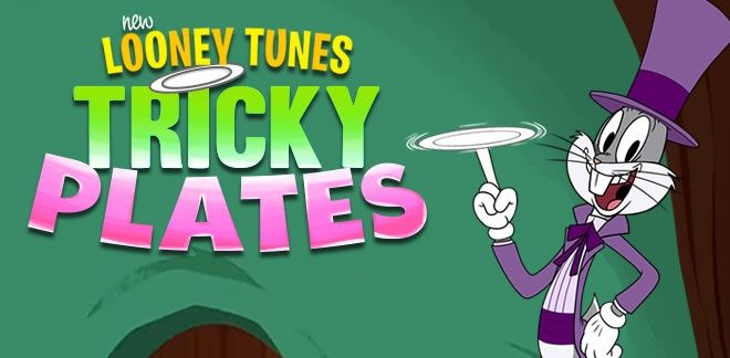 New Looney Tunes - Tricky Plates