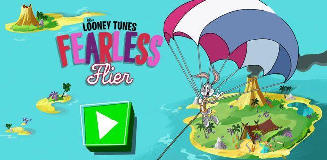 Snurre Snup og Venner | Spil det gratis spil, Frygløs Flyver| Boomerang