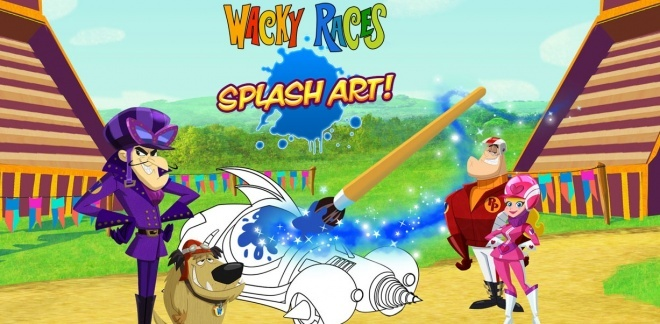 Wacky Races | Games, videos and downloads | Boomerang