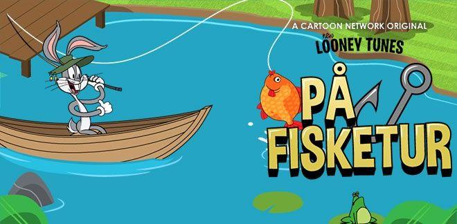 På fisketur - Snurre Snup og venner