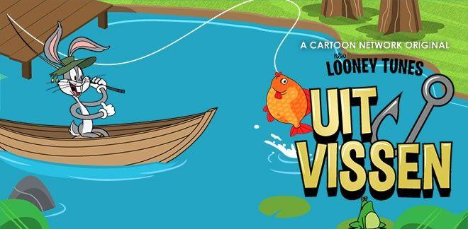 New Looney Tunes - Uit Vissen