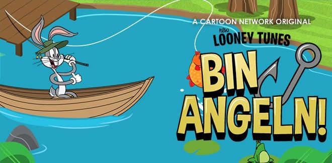 New Looney Tunes - Bin angeln!