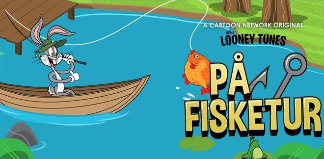 Snurre Sprett og vennene hans - På fisketur