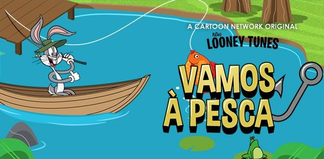 New Looney Tunes - Vamos à pesca