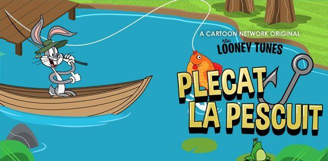 Plecat la pescuit - New Looney Tunes